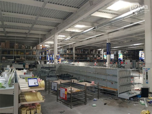 Супермаркет МЕТРО, Донецьк