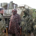 Фотофакт: Порошенко провів переговори з Януковичем, Пшонкою та Захарченком