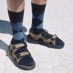 У Митному Союзі заборонять носити сандалі без шкарпеток