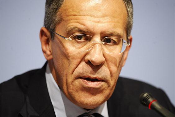 Сергій Лавров, Міністр зовнішніх справ Росії
