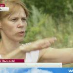 Галина Пишняк, автор історії про розп'ятого хлопчика