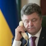 Порошенко провів телефонну розмову із жителем Троєщини
