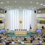 Рада Федерації РФ визнала нелегітимним рішення Бога про створення Перекопського перешийку