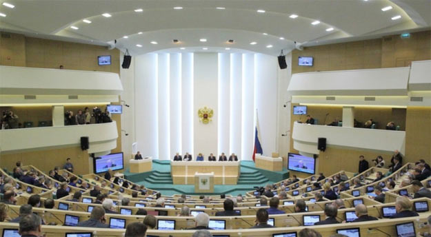 Рада Федерації РФ