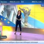 На каналі «Росія 24» протягом п'яти хвилин говорили виключно правду