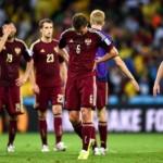 За погану гру на Чемпіонаті Світу Путін відправив гравців збірної Росії на схід України