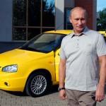 Через санкції Путін буде змушений пересісти на Ладу Калину