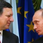 Путін пригрозив Баррозу взяти Аліну за 9½ тижнів