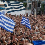 В Афінах відбувся мітинг за приєднання Криму до Греції