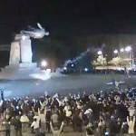 У Києві міліція розігнала несанкціонований мітинг пам'ятників Леніну