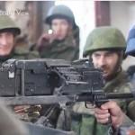 Щоб підтвердити слова Пореченкова, в Донецьку терміново почали знімати фільм