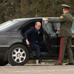 Після падіння ціни на нафту Путін наказав демонтувати газове обладнання з автомобілів президентського кортежу