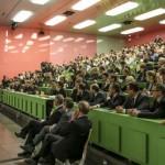 Порошенко заблокував швейцарських студентів після виступу в залі Університету Цюриха