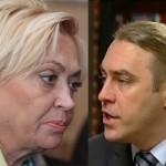 В лікарні побилися Кужель і Мірошниченко
