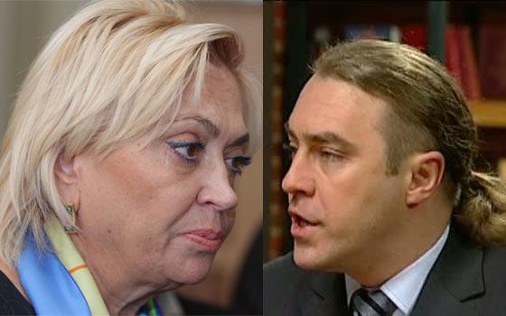 Олександра Кужель, Ігор Мірошниченко