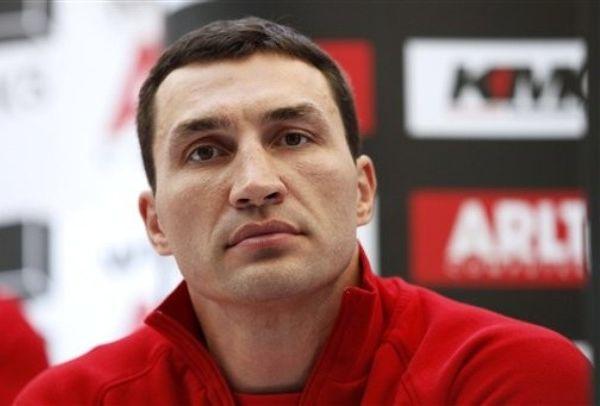 Володимир Кличко