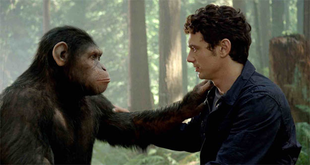Людина і мавпа