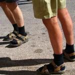 Верховна Рада прийняла закон, який дозволяє генпрокурору носити шкарпетки під сандалі