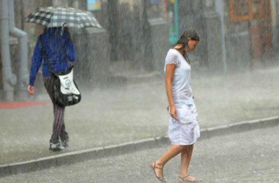 Львів: дощ