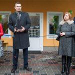 Фотофакт: Віталій Кличко з'явився на людях в підштанниках