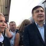 Саакашвілі не пустили у львівське метро