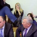 Володимир Парасюк відрощує собі третю ногу