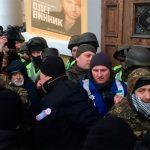 Саакашвілі проривався в Жовтневий, бо думав, що там концерт Олега Винника