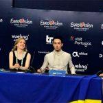 Перед виступом на Євробаченні Melovin помолився до Олега Винника