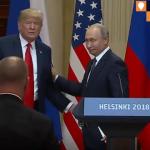 Фотофакт: Трамп взяв Путіна за Гельсінкі