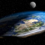 Космічне агентство України проведе молебень проти пласкоземельників