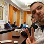 Олексій Арестович може стати новим міністром культури