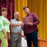 Олег Гаврилюк нарешті закінчив університет
